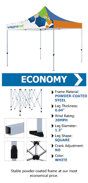 Tent Frame Economy