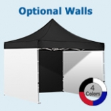 Stock Color Tents