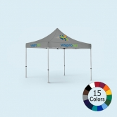 Pop Up Tent Deluxe 10 x 10 with Logo Print