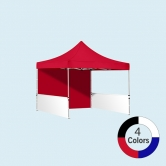 Stock Color Pop Up Tent Deluxe 10 x 10 & Walls