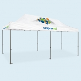 Pop Up Tent Premium 13 x 26 with Logo Print