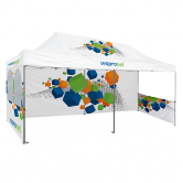 13x26 Premium Full Print Tent (Optional Walls)