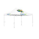 10x15 Logo Tent (Optional Walls)
