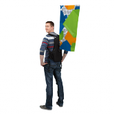 Promotional Backpack Flag