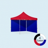 Stock Color Pop Up Tent Basic 10 x 10 & Walls