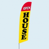 Bowflag® Stock Design Open House