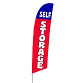 Self Storage Stock Design Bowflag® Kit