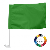 Large Stock Color Car Flag