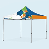 Pop Up Tents with Full Print