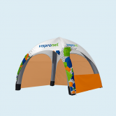Inflatable Tent 10' x 10' & Optional Walls