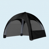 Stock Color Inflatable Tent 13' x 13' & Optional Walls