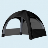 Stock Color Inflatable Tent 16' x 16' & Optional Walls