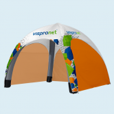 Inflatable Tent 16' x 16' & Optional Walls