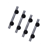 L-Banner Stand Connector Set (4-pack)