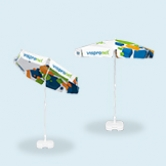 Promotional Cafe Umbrellas for Advertising & Marketing from Vispronet®