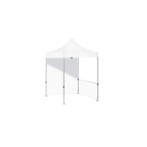 5x5 Deluxe White Tent (Optional Walls)
