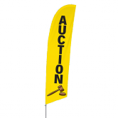 Auction Stock Design Bowflag® Kit