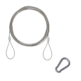 Hanging Kit 10.0' Steel Rope