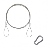 Hanging Kit 5.0' Steel Rope