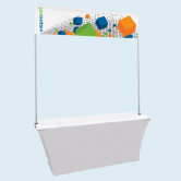 Header Table Backdrop Banner Stand