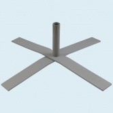 Cross Stand XXL with Umbrella Connector