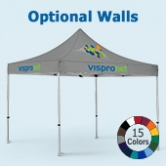 Logo Print Tents  sc 1 st  Vispronet & Custom Pop Up Tents for Events | Vispronet