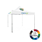 13x13 Premium Logo Tent (Optional Walls)