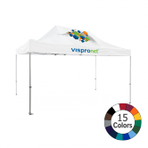 13x20 Premium Logo Tent (Optional Walls)