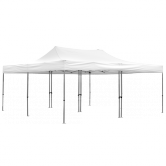 20x20 Deluxe White Tent (Optional Walls)