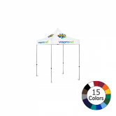 5x5 Deluxe Logo Tent (Optional Walls)