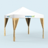Pop Up Tent Leg Drapes