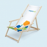 Promotional Beach Chair with Arm Rest