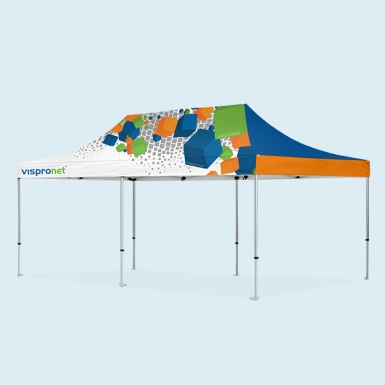 the pop up tent deluxe 10x20 w full print is a