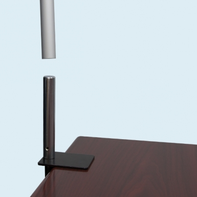 Tall Table Backdrop Banner Stand Vispronet