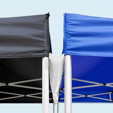 Tent Rain Gutter Vispronet