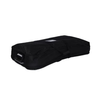 Black carry bag is included in this Roll Up set