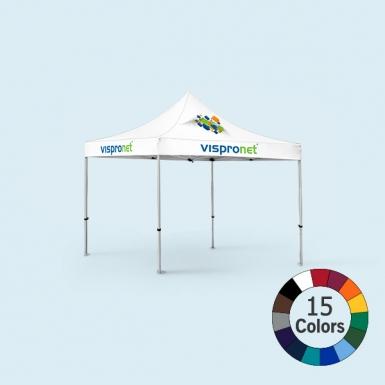 10 X 10 Logo Tent Amp Walls Vispronet
