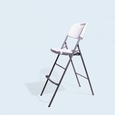 counter height plastic folding chairs vispronet. Black Bedroom Furniture Sets. Home Design Ideas