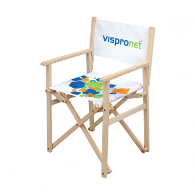 Promotional Director S Chair Custom Advertising Chair
