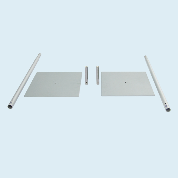 Backdrop Banner Stand Floor Extension Kit For Table Displays