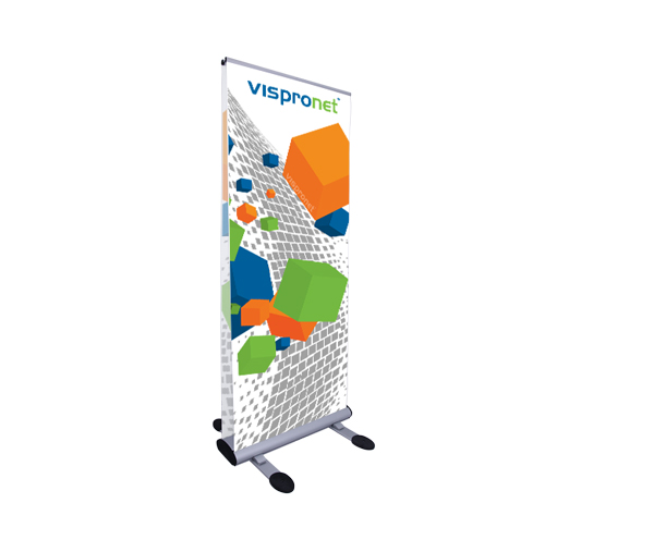 Roll Up Outdoor Dual-Sided