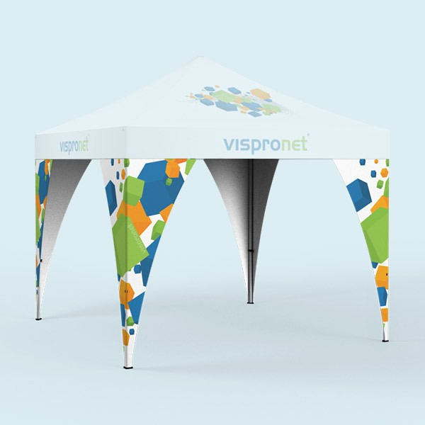 Tent Leg Banners  sc 1 st  Vispronet & Custom Pop Up Tents for Events | Vispronet