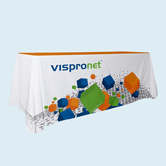 Custom Table Covers from Vispronet®