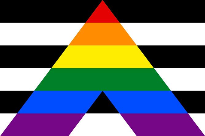 Ally Flag