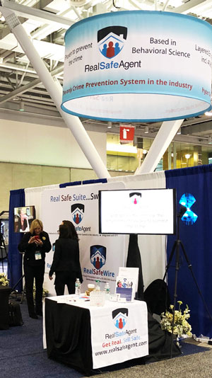 trade show hanging signs