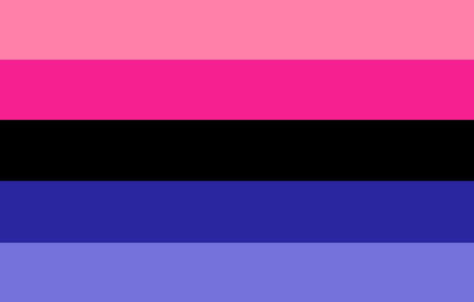 Omnisexual Flag