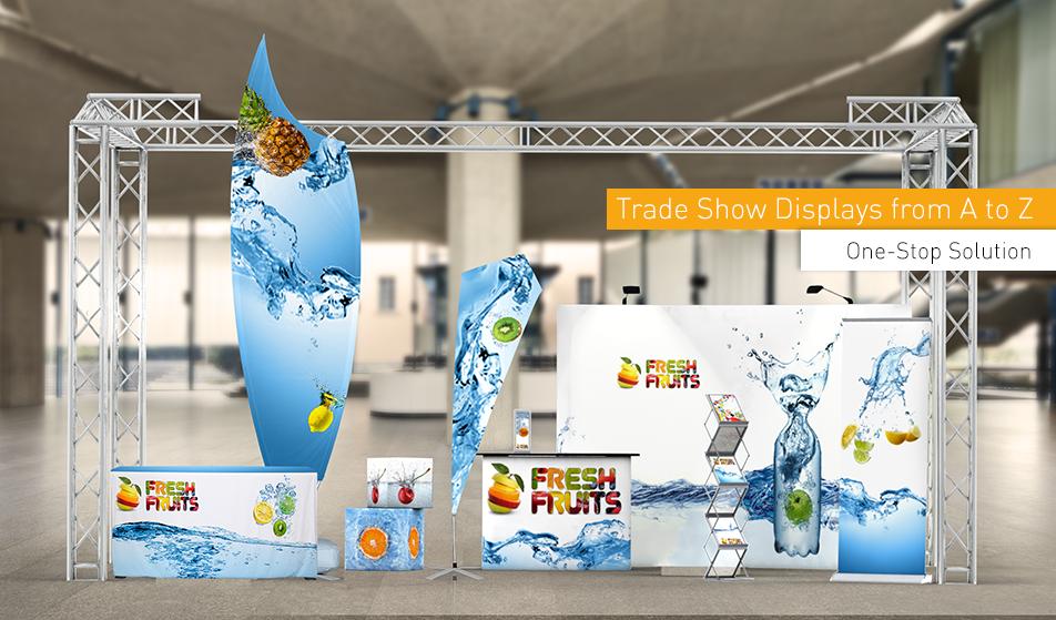 Trade Show Displays & Ideas | Vispronet